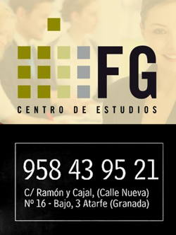 Centro Estudios FG - Contacto