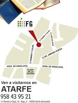 Centro Estudios FG - Mapa